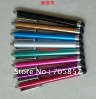 wholesale pen stylus for tablet pc with Capacitive touch screen.Stylus Touch Pen for iPad/iPad 2/iPhone/iTouch/Playbook/Xoom