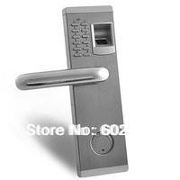 DHL Freeshipping 3-in-1 Biometric Fingerprint and Password Door Lock with Deadbolt-Left handed