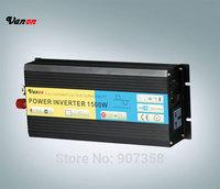 High Quality 1500W power inverter 12v to 110v or 220v-50/60hz 3000W Peak Power CE,ROHS Passed Factory Price