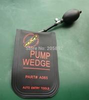 Original Klom Small size air wedge Air pump wedge Inflatable Unlock tool Pump air wedge,Pump small air wedge free shipping-Black