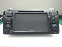 Free shipping CAR DVD PLAYER For BMW E46 with 7 inch HD touch screen