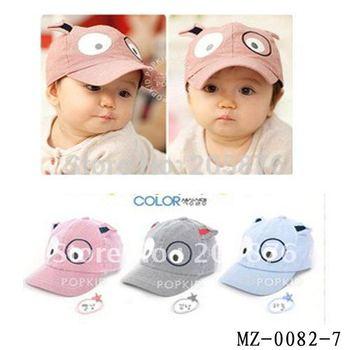 new style baby peak cap baby baseball cap kids sun hat child spring autumn cap kids cotton hat child sports cap baby hat MZ-0082
