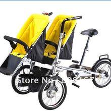Mutter kinderwagen fahrrad Zwillinge
