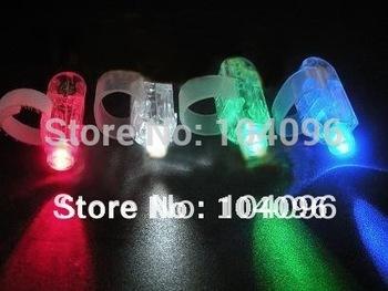 Colorful Finger Light, Glow Toys, LED Finger Laser Lights, Led Finger Ring For Wedding, Finger Lamps