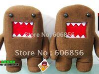 plush toy,DOMO stuffed animal doll 18cm size high quality 10pcs/lot free shipping