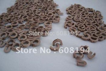 free shipping  pressure roller bushing for HP1000,gray color,2pcs/set.100pcs/bag