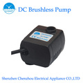 DC Water pump CP30-0440,Brushless pump,Solar pump(4.2V/80mA,0.4M,100LPHColor Black)