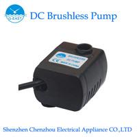 factory direct sales,Submersible Pump CP30-1216,Solar pump,12v Mini pump(12V/230mA,160cm,210LPH,Color Black)