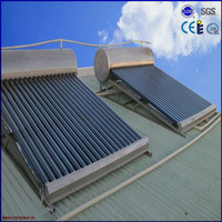 150L integrated low pressure stainless steel solar water heater