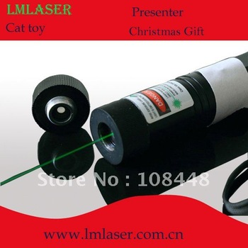 532nm 200mw  green laser  with laser caps burn match LM-303