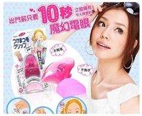 Free shipping Mascara FALSE Fake Eyelash Eye Lash Applicator Clip Beauty Makeup Cosmetic Tool