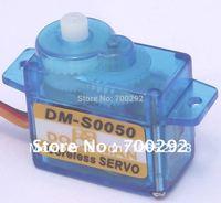 Free shipping+4pcs retail coreless motor DM-S0050 5g rc servo