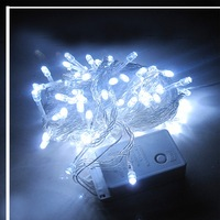 10m white 100 LED String Fairy Lights Wonderful for weddings, party, festival, Christmas, floral arrangements etc 220-240V