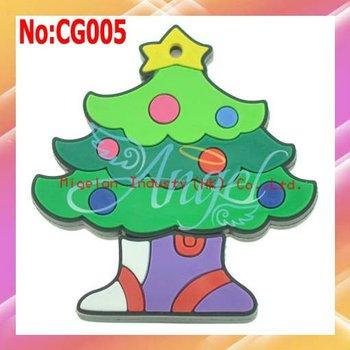 Wholesale Christmas tree USB Flash Drive 1GB 2GB 4GB 8GB 16GB 32GB 64GB Plastic USB Flash Memory Free Shipping#CG005