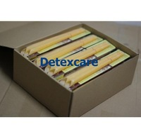 indian ear candles,aromatherapy ear candle,bergamot scent, trumpet beewax, ear cone+100 pcs/lot,CE approval