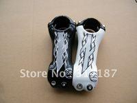 Free Shipping  Bontrager XXX Race Lite full carbon fibre Stem bicycle bike part 31.8*90/100mm Black/White