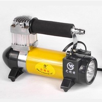 Free shipping Multifunction Portable Car Air Compressor, Inflatable Air Pump