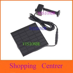 Solar Power Fountain Pond Pool Water Pump Kit #48097(China (Mainland))