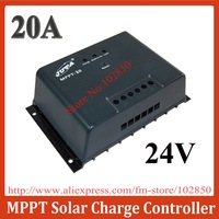 24V,20A MPPT solar charge controller,CE RoHS,Solar charge regulator,solar panel charge controller