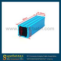 """Aluminum Box Enclousure Case -3.15""""*0.96""""*0.94""""(L*W*H)"""