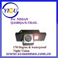 Factory selling promotion Special Car Rear View Reverse Camera backup rearview parking for NISSAN QASHQAI Nissan X-TRAIL XTRAIL