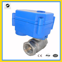 CWX-15Q/N Dn25 SS304 electronic valve for water treatment,