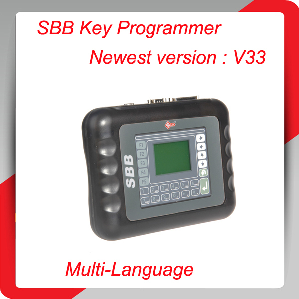 Fast Delivery Newest Version Key Programmer Sbb V33(China (Mainland))