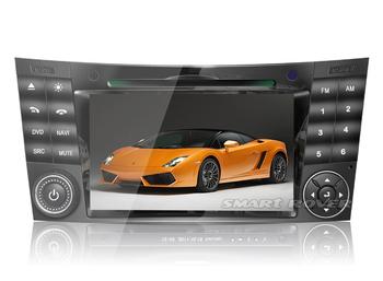 HD 1080P 3G WiFi Car DVD GPS Navi Radio Headunit For MERCEDES BENZ E CLASS W211 2002-2008 / CLS W219, FREE Shipping+Map+Gift