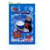 MAKE YOUR OWN SNOW 100pc/lot Christmas DIY Gift Creative Artificial Winter Instant Snow Powder snow