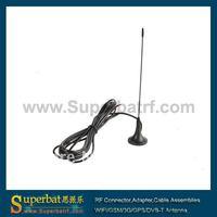 433Mhz Antenna,3dbi SMA Plug straight with Magnetic base for Ham radio