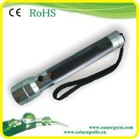 NEW aluminium case 7 LED solar camping light