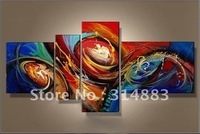 Free shipping Modern  Abstract  oil painting on canvas  for house decoration  JYJZ007
