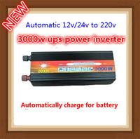Uninterrupted power supply 3000 W ups  power inverter