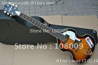 Wholesale Viola guitar 6 strings vintage burst electric guitar NEW