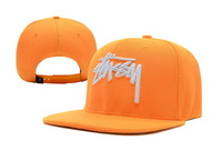 Yellow Stussy Stock Snapback Hats custom snapbacks hat street brand snap backs caps adjustable hats Baseball Cap for man