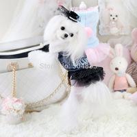 lollipop dogs leather jacket fur collar luxury pets warm coat fleece inside black white XS-XL