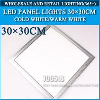 LED Panel Lights 30*30cm 20W SMD3014 AC85-250V Warm white/cold white Free shipping