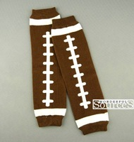 Free Shipping legging(20 paris/lot)Brand new Football baby Leg warmers infant socks Baby Wear/baby leg warmer