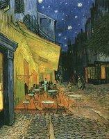 reproduction oil painting Van Gogh,Landscape canvas art Van -041