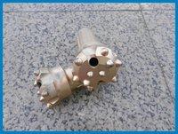 CIR90 hammer bits,CIR90-90mm(5-7bar),Convex Face,Ballistic for soft rock