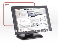 Fanless Design/ 19 inch Touch Screen PC