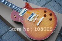 wholesale custom 1958 electric guitar sunburst body electric guitar  free shipping