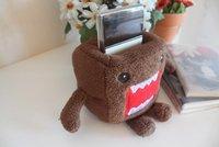 6PCS Japan DOMO KUN Plush Stuffed TOY Phone Holder Case Case Mobile Phone Holder Case Car  Home & CAR Phone Holders Pouch Bag