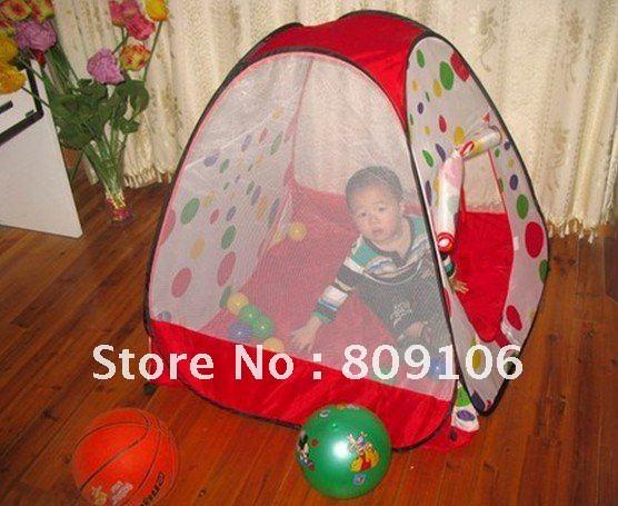 Оптовая торговля, СЗТ Детские Семья горошек типов всплывающих Играть палатк