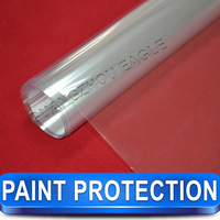 1.52m x 15m Three Layers Transparent Car Body Protective Film Free Shipping Wholesale