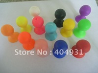 hotsale silicone suction cup for mobile phone/mp4/mp5 (300pcs/lot) wholesale and retail