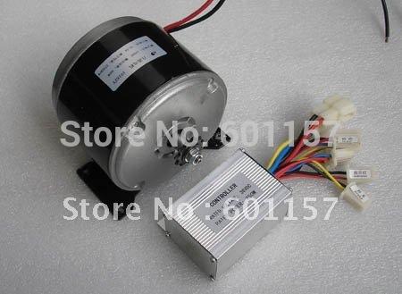 Elektrische Scooter Onderdelen Pmdc Motor En Controller