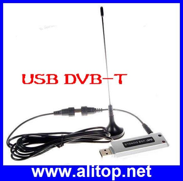 USB DVB-T 2.0 Stick Digital HDTV TV Digital TV Tuner For PC Laptop(China (Mainland))