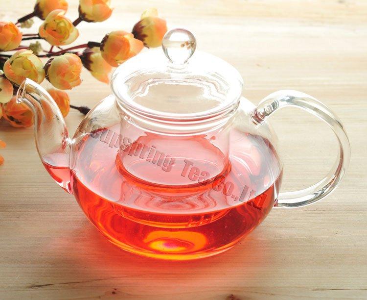Посуда 600ml Glass Coffee/Tea Pot, Heat-resistant Glass pot, Good Gift, A2B07