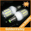 $10 off per $300 order E14 5.5W 3000-6500K 360-Lumen 30 x 5050 SMD LED Warm White, White Light Bulb (AC 220-240V)